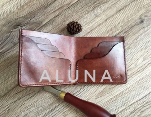 Short Wallet ( Aluna Creativity )