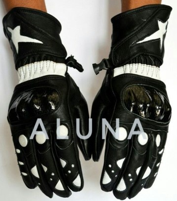 Leather Gloves ( Aluna Creativity )